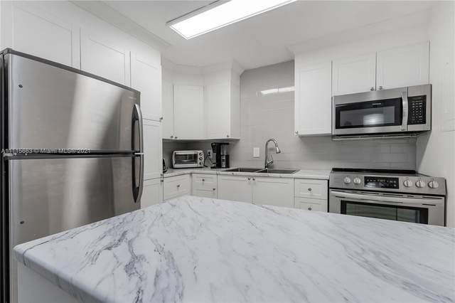 1681 NW 70th Ave #416, Plantation, FL 33313 (MLS #A11115663) :: Carole Smith Real Estate Team