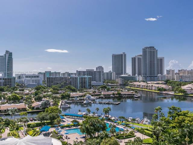 600 Three Islands Blvd #912, Hallandale Beach, FL 33009 (MLS #A11115717) :: Rivas Vargas Group