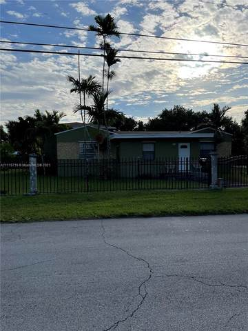 14425 NW 5th Ave, Miami, FL 33168 (MLS #A11115719) :: GK Realty Group LLC