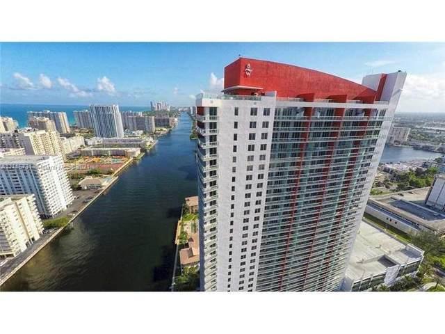 2602 E Hallandale Beach Blvd R2309, Hallandale Beach, FL 33009 (MLS #A11115731) :: Rivas Vargas Group