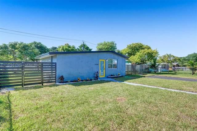 19350 NE 2nd Ave, Miami, FL 33179 (MLS #A11115769) :: Search Broward Real Estate Team