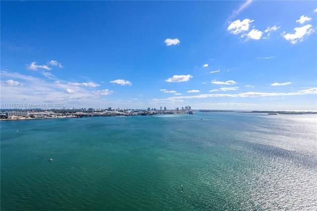 800 Claughton Island Dr #2402, Miami, FL 33131 (MLS #A11115793) :: Albert Garcia Team