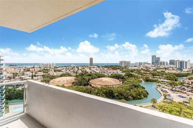 7441 Wayne Ave 14R, Miami Beach, FL 33141 (MLS #A11115818) :: The Rose Harris Group