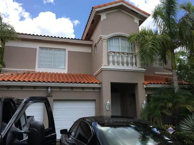 15209 SW 23rd St, Miami, FL 33185 (MLS #A11115827) :: Albert Garcia Team