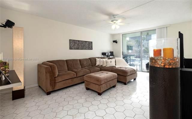 16558 NE 26th Ave 2H, North Miami Beach, FL 33160 (MLS #A11115870) :: GK Realty Group LLC