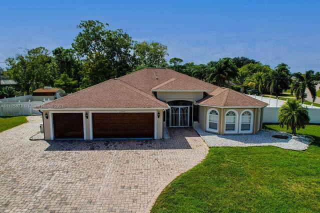 1250 SE Coral Reef St, Port Saint Lucie, FL 34983 (MLS #A11115873) :: Equity Realty