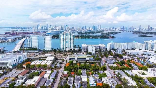 719 Lenox Ave, Miami Beach, FL 33139 (MLS #A11115889) :: Podium Realty Group Inc