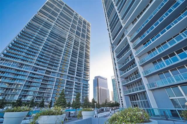 485 Brickell Ave #4608, Miami, FL 33131 (MLS #A11115892) :: The MPH Team