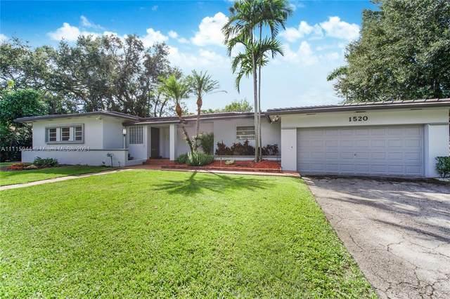 1520 Miller Rd, Coral Gables, FL 33146 (MLS #A11115944) :: Patty Accorto Team
