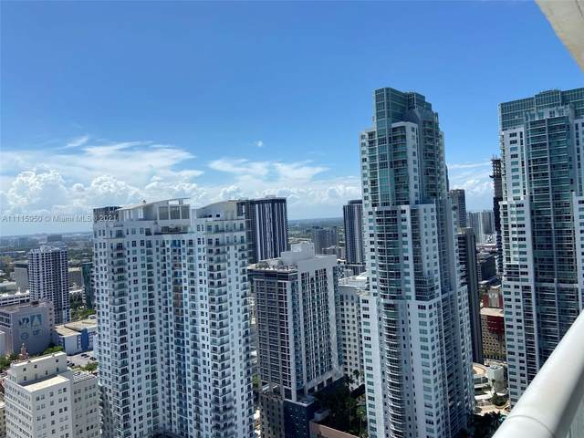 50 Biscayne Blvd #4103, Miami, FL 33132 (MLS #A11115950) :: The MPH Team