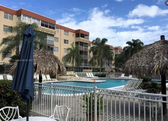 404 NW 68th Ave #204, Plantation, FL 33317 (MLS #A11115991) :: ONE Sotheby's International Realty