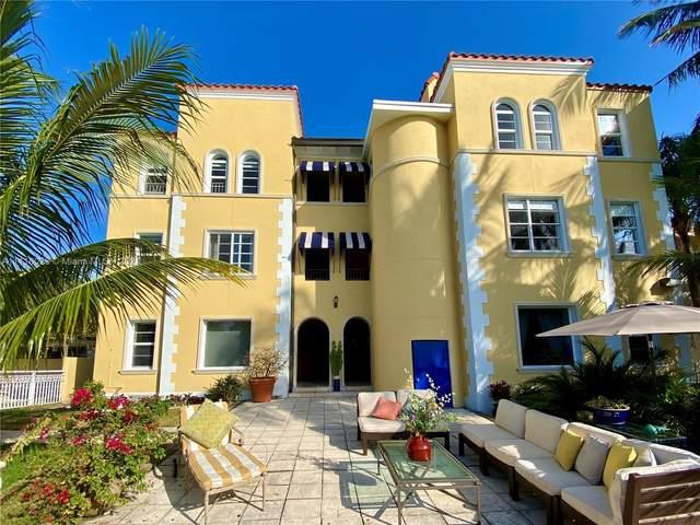 4812 Pine Tree Dr #306, Miami Beach, FL 33140 (MLS #A11116026) :: Equity Advisor Team
