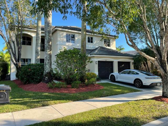 862 Sunflower Circle, Weston, FL 33327 (MLS #A11116072) :: All Florida Home Team