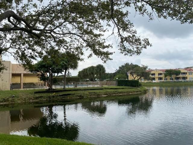 8592 W Sunrise Blvd #104, Plantation, FL 33322 (MLS #A11116081) :: Equity Advisor Team