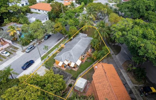 3610 SW 3rd Ave, Miami, FL 33145 (MLS #A11116108) :: Equity Realty