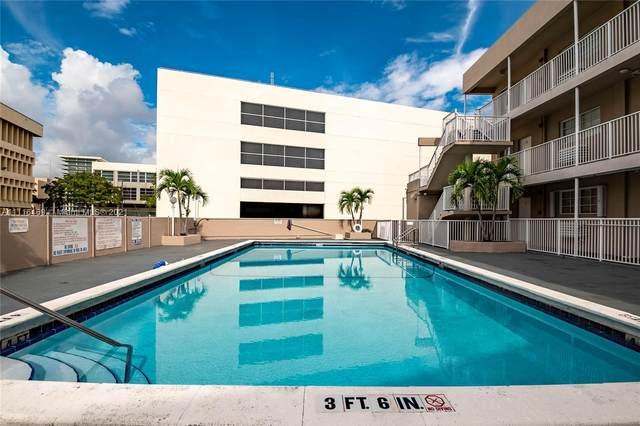 6580 Santona St A5, Coral Gables, FL 33146 (MLS #A11116169) :: Prestige Realty Group
