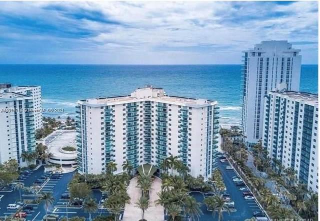 3801 S Ocean Dr 6A, Hollywood, FL 33019 (MLS #A11116214) :: The MPH Team