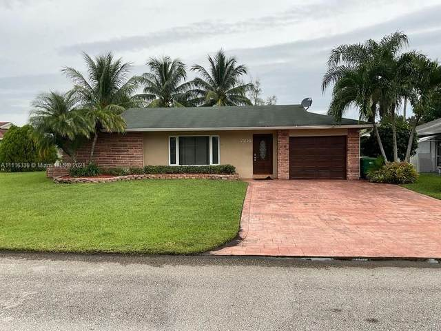 7216 NW 89th Avenue, Tamarac, FL 33321 (MLS #A11116336) :: ONE Sotheby's International Realty