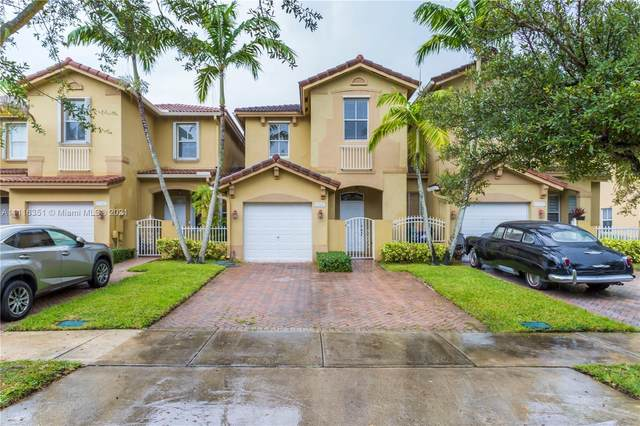 6286 SW 165th Pl #6286, Miami, FL 33193 (MLS #A11116351) :: United Realty Group