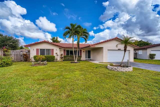 10645 NW 42nd Drive, Coral Springs, FL 33065 (MLS #A11116398) :: ONE Sotheby's International Realty