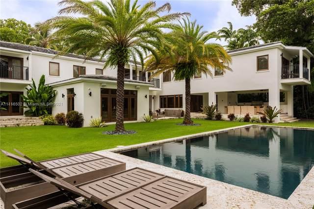 2767 Sunset Dr, Miami Beach, FL 33140 (MLS #A11116502) :: Patty Accorto Team