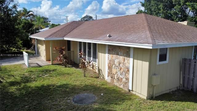 613 SE Crescent Ave, Port Saint Lucie, FL 34984 (MLS #A11116514) :: KBiscayne Realty