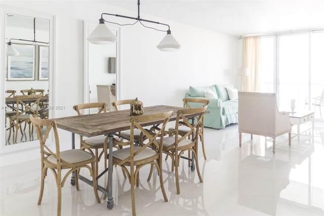 19370 Collins Ave #1612, Sunny Isles Beach, FL 33160 (MLS #A11116602) :: Berkshire Hathaway HomeServices EWM Realty