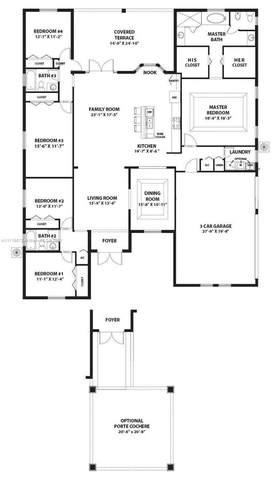 177 SW 18101, Homestead, FL 33030 (MLS #A11116672) :: Jo-Ann Forster Team