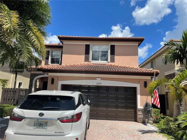 11275 NW 43rd  Terrace, Doral, FL 33178 (MLS #A11116739) :: Jo-Ann Forster Team