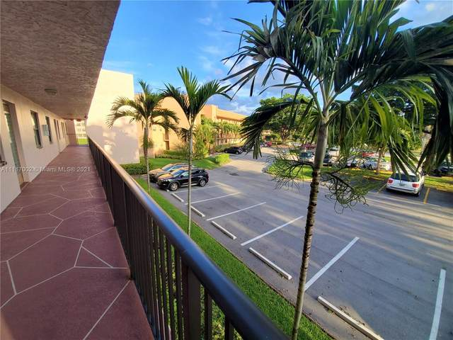 10331 Sunrise Lakes Blvd #209, Sunrise, FL 33322 (MLS #A11117002) :: Onepath Realty - The Luis Andrew Group