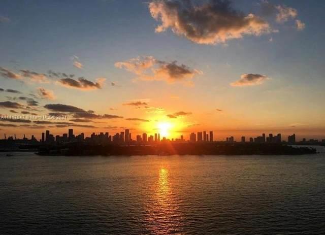 650 W West Ave #1109, Miami Beach, FL 33139 (MLS #A11117047) :: Berkshire Hathaway HomeServices EWM Realty