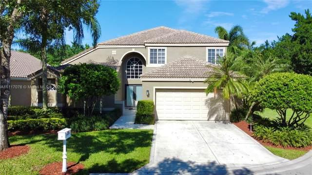 2009 Island Cir, Weston, FL 33326 (MLS #A11117076) :: Patty Accorto Team