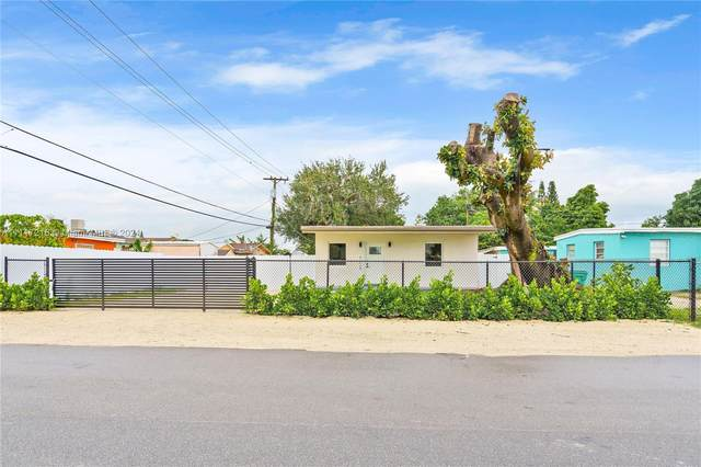 9625 NW 36th Ave, Miami, FL 33147 (MLS #A11117216) :: GK Realty Group LLC