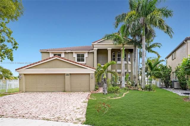 15804 SW 52nd St, Miramar, FL 33027 (MLS #A11117250) :: Patty Accorto Team