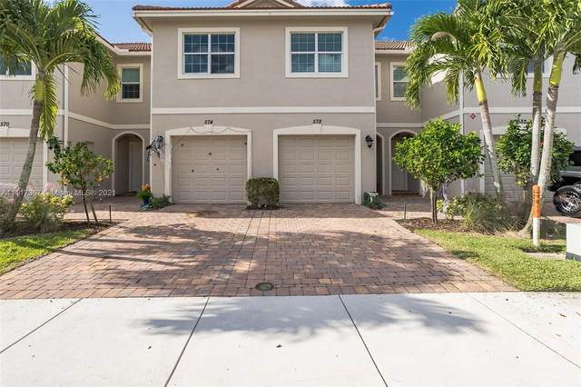 578 SW Glen Crest Way, Stuart, FL 34997 (MLS #A11117367) :: GK Realty Group LLC