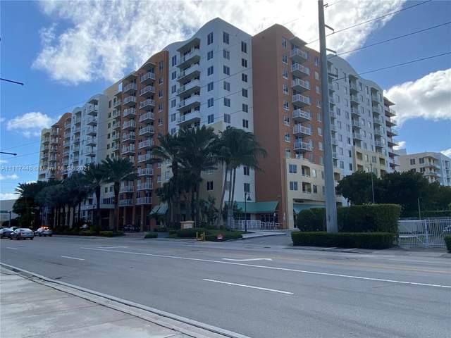 18800 NE 29th Ave #804, Aventura, FL 33180 (MLS #A11117448) :: GK Realty Group LLC