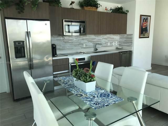 1600 SW 1st Ave #802, Miami, FL 33129 (MLS #A11117724) :: Patty Accorto Team