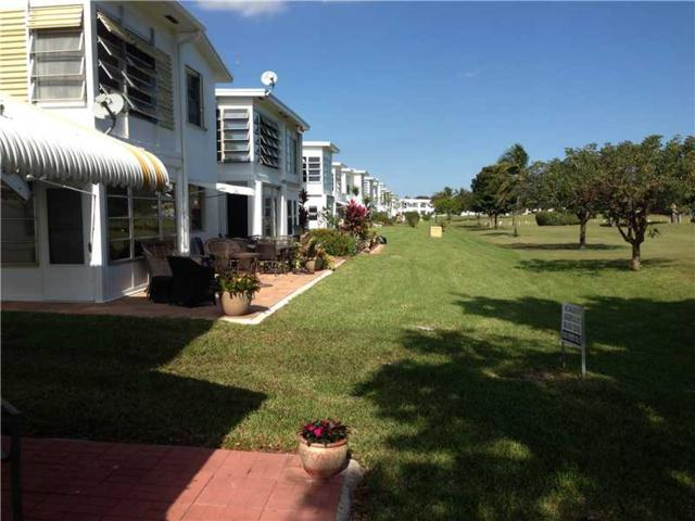 2700 W Golf Blvd #143, Pompano Beach, FL 33064 (MLS #A2020007) :: Stanley Rosen Group