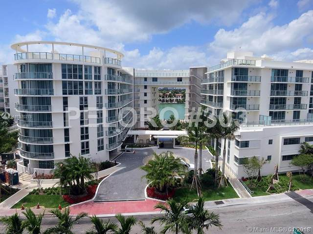 6610 Indian Creek Dr #303, Miami Beach, FL 33141 (MLS #A10070278) :: Douglas Elliman