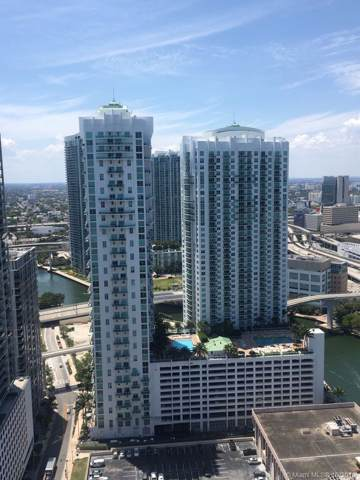 31 SE 5th St #3301, Miami, FL 33131 (MLS #A10071423) :: The Howland Group