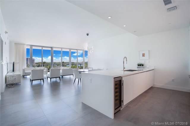 801 S Pointe Dr #401, Miami Beach, FL 33139 (MLS #A10219227) :: Berkshire Hathaway HomeServices EWM Realty