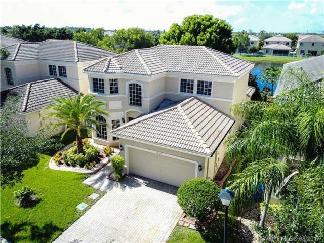 19384 SW 60th Ct, Pembroke Pines, FL 33332 (MLS #A10321293) :: Green Realty Properties