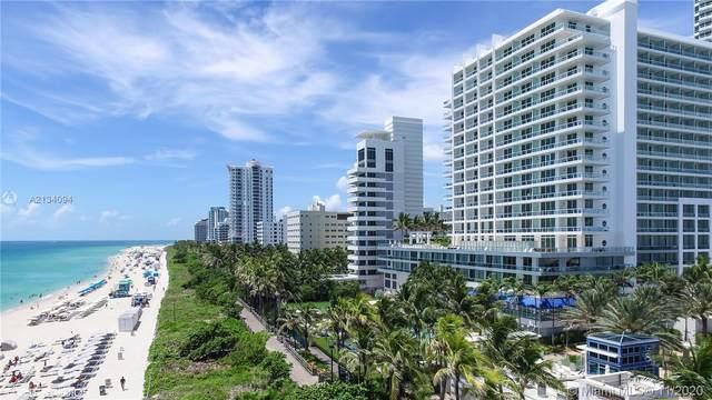 4391 Collins Av #915, Miami Beach, FL 33140 (MLS #A2134094) :: Berkshire Hathaway HomeServices EWM Realty