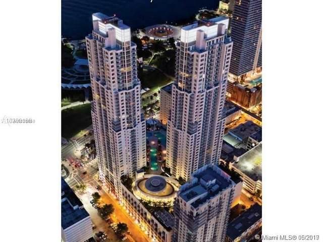 253 NE 2 ST #2508, Miami, FL 33132 (MLS #A10026668) :: Compass FL LLC