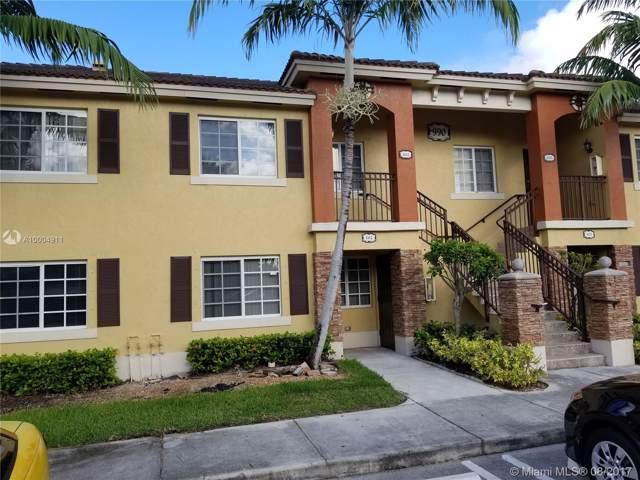 990 NE 33rd Ter #102, Homestead, FL 33033 (#A10004911) :: Posh Properties
