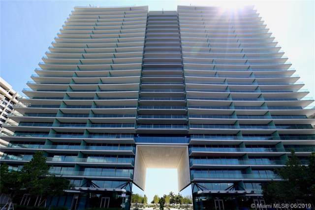 10201 Collins Ave 906E, Bal Harbour, FL 33154 (MLS #A10246210) :: The Teri Arbogast Team at Keller Williams Partners SW