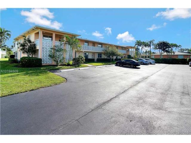 1681 NW 20th Ave #203, Delray Beach, FL 33445 (MLS #A10194509) :: The Teri Arbogast Team at Keller Williams Partners SW