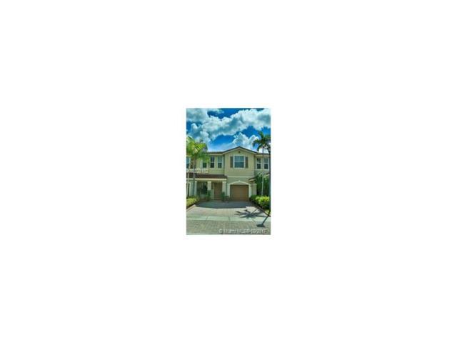 135 Riverwalk Circle #1, Sunrise, FL 33326 (MLS #A10328182) :: RE/MAX Presidential Real Estate Group