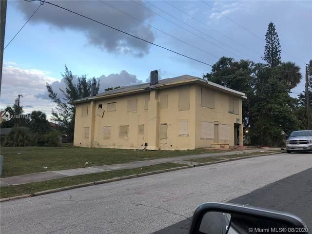 809 6th St, West Palm Beach, FL 33401 (MLS #A10811967) :: Berkshire Hathaway HomeServices EWM Realty