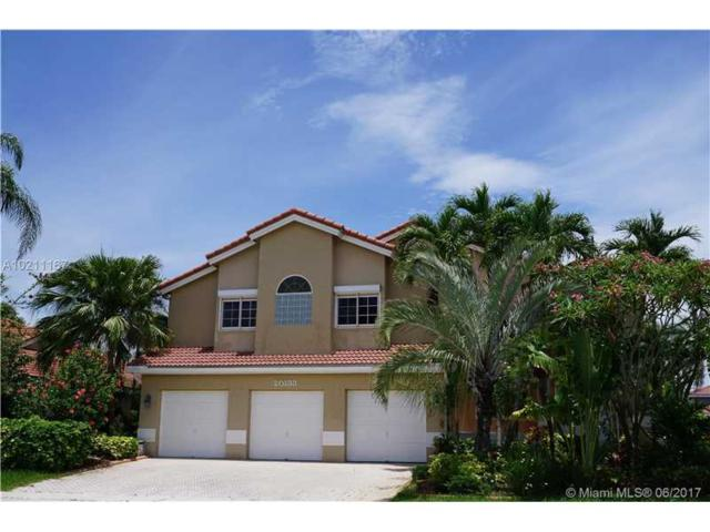 20133 NW 9th Dr, Pembroke Pines, FL 33029 (MLS #A10211167) :: Green Realty Properties